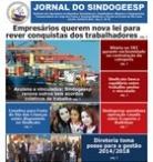 Jornal Sindogeesp<br>Jul/Ago 2014