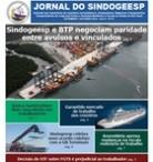 Jornal Sindogeesp<br>Set/Out 2014