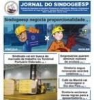 Jornal Sindogeesp<br>Mai/Jun 2015