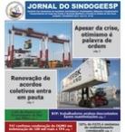 Jornal Sindogeesp<br>Jan/Fev 2016