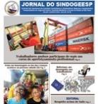 Jornal Sindogeesp<br>Jul/Ago 2016