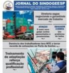 Jornal Sindogeesp<br>Mai/Jun 2017